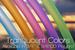 Translucent Polypro Colors